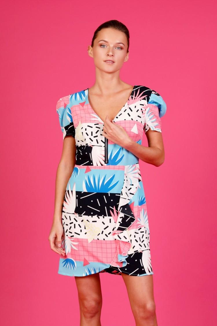 MEMPHIS DRESS