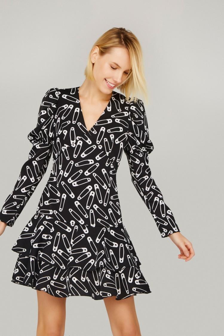 CLIPS DRESS