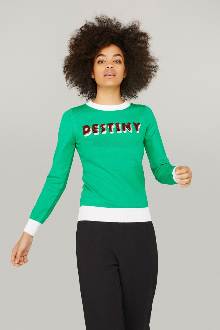 DESTINY SWEATER