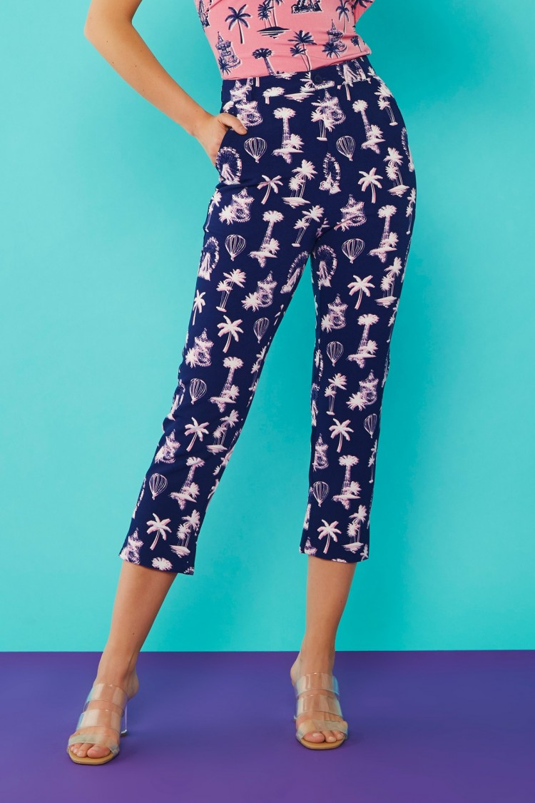 PALM TROUSERS