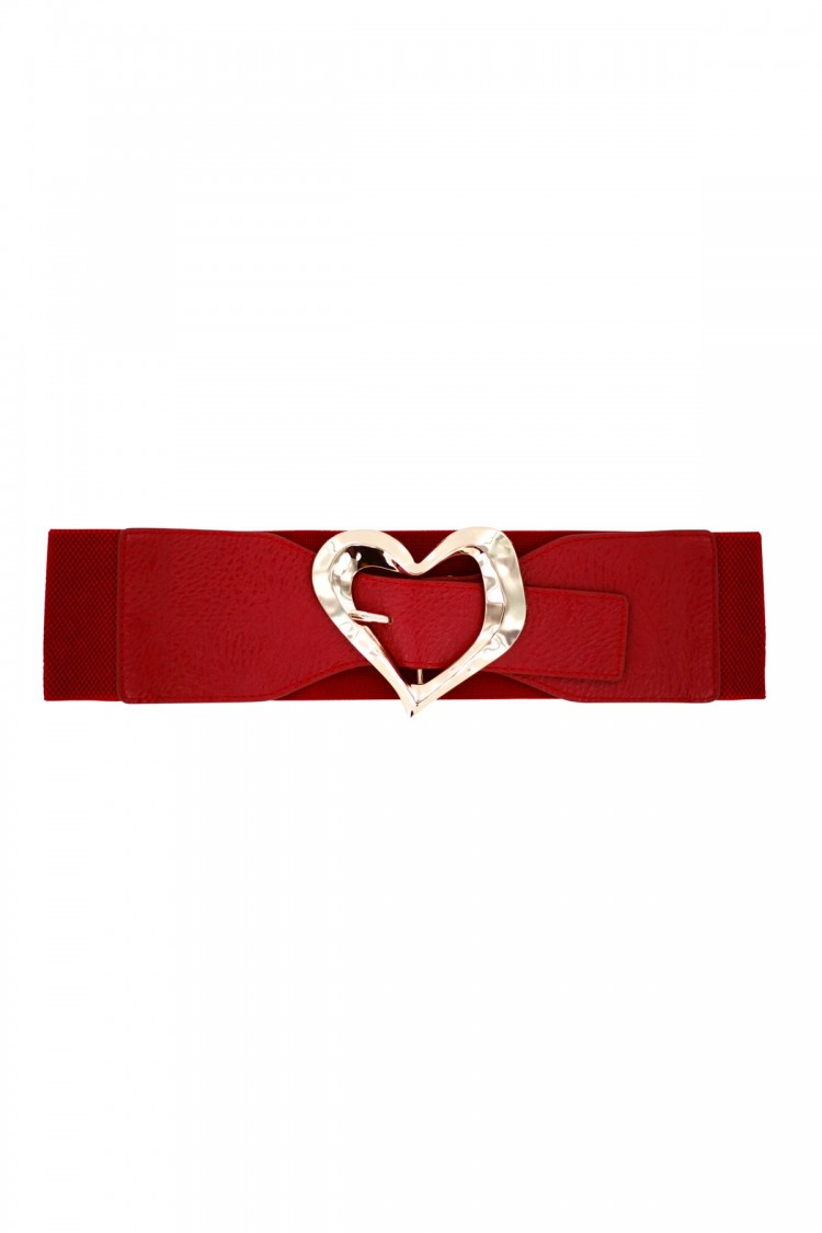 RED HEART BELT