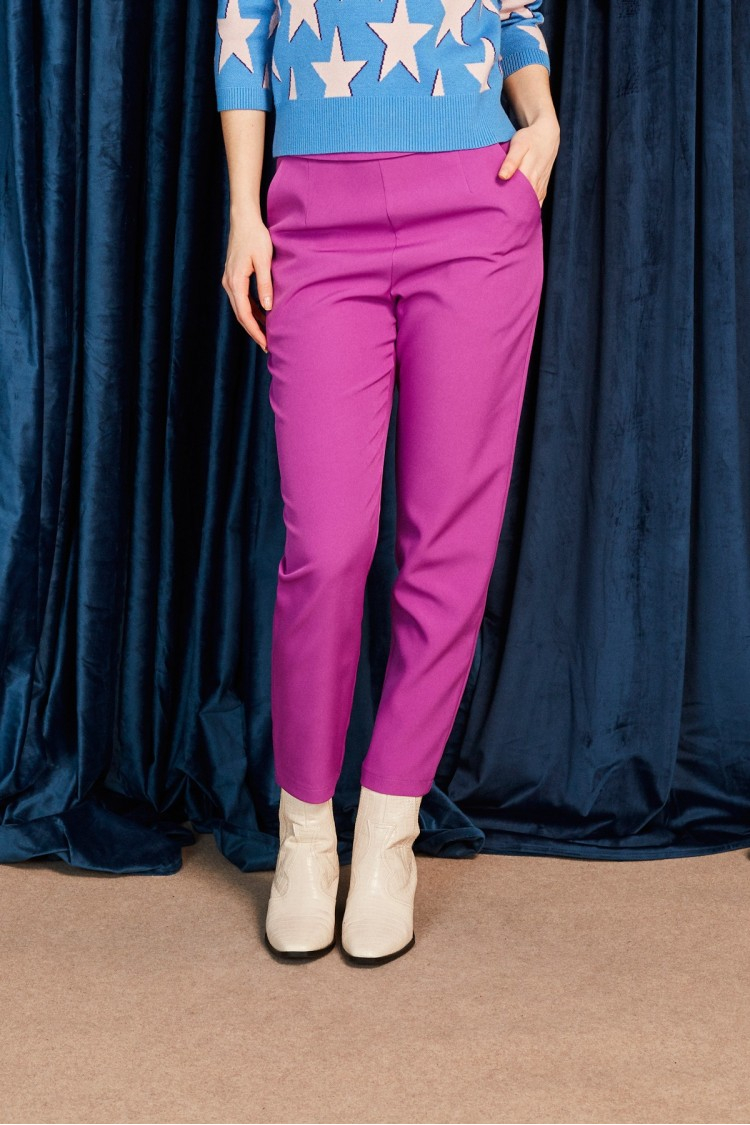 DONNA TROUSERS